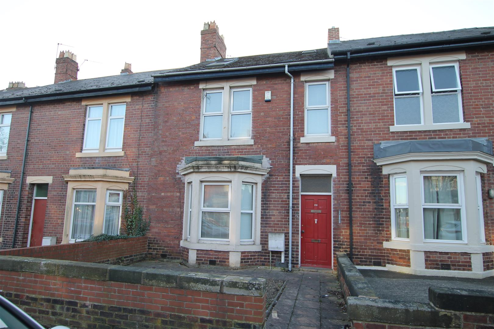 Rothbury Terrace Newcastle Upon Tyne, 5 Bedrooms  House - terraced ,Sold (STC)
